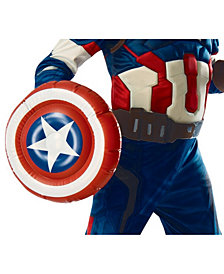Inflatable Captain America Shield Boys Accessory