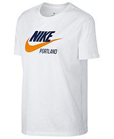 Nike Sportswear Cotton Portland T-Shirt