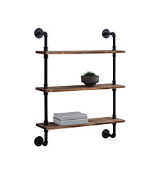 Anacortes Three Shelf Piping