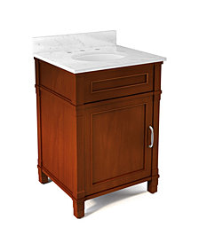 Williamsburg Vanity Set White