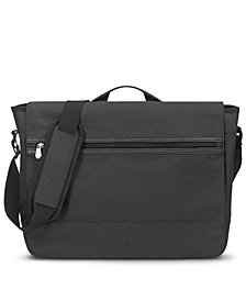 BLANKSLATE by Solo Men's Blankslate Messenger Bag