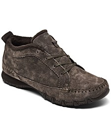 Women's Relaxed Fit: Bikers - Lineage Athletic Walking Sneakers from Finish Line