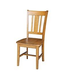 San Remo Splatback Chair, Set of 2