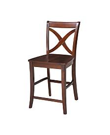 """Vinyard Counterheight Stool - 24"""" Seat Height"""