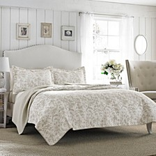 Twin Amberley Quilt Set