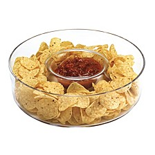 Manhattan Chip and Dip Tray