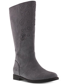 Kenneth Cole Little & Big Girls Kennedy Chop Tall Boots