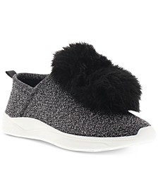 Little & Big Girls Ariana Pom Shoes