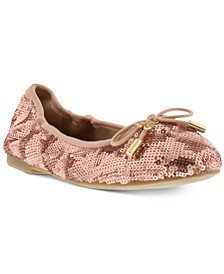 Little & Big Girls Felicia Sequin Flats