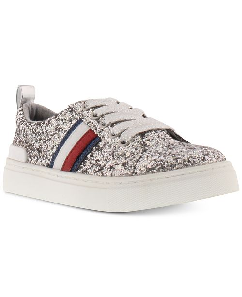 d42d46088ef8f8 Tommy Hilfiger Little   Big Girls Rae Chunky Sneakers   Reviews ...