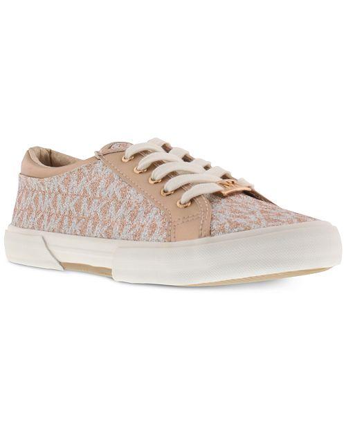 3e46976abd45 Michael Kors Little   Big Girls Ima Juniper Sneakers   Reviews ...
