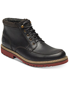Rockport Men's Marshall Rugged Moc-Toe Boots