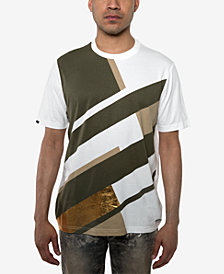 Sean John Men's Fractured T-Shirt