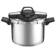 Cuisinart Professional Collection Stainless Steel 6qt Pressure Cooker