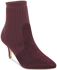 Marc Fisher Albinia Sock Booties