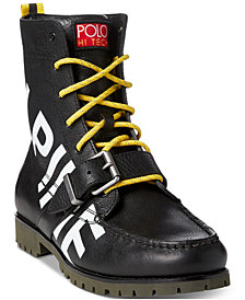 Polo Ralph Lauren Men's Ranger Alpine Leather Boots