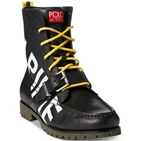 Deals on Polo Ralph Lauren Men's Ranger Alpine Leather Boots
