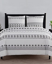 Azteca 3-Pc. Full/Queen Comforter Set