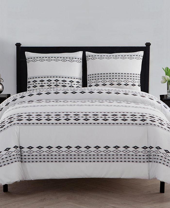 VCNY Home - Azteca 3-Pc. King Comforter Set