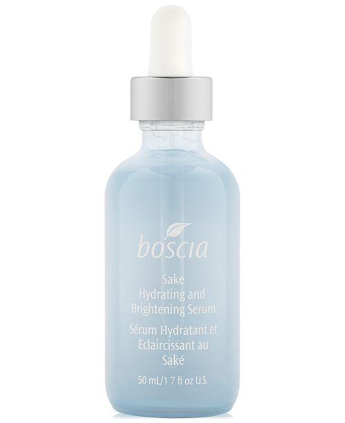 boscia Sake Hydrating & Brightening Serum, 1.7 oz.