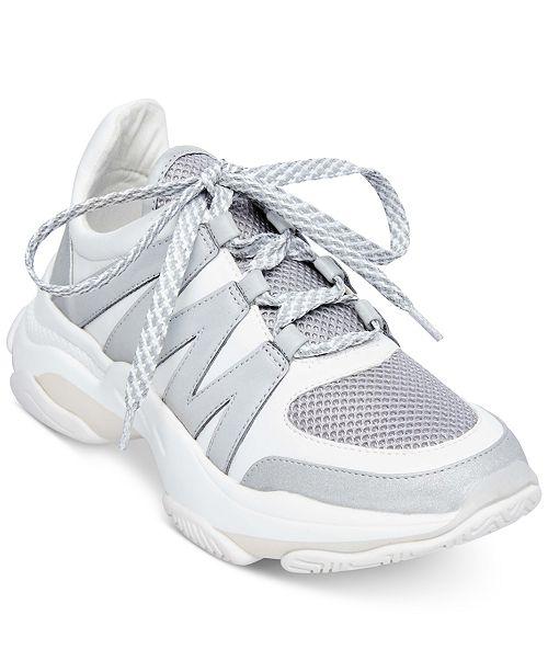 b4c9bfe390c Steve Madden Women s Maximus Sneakers   Reviews - Athletic ...