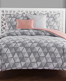 VCNY Home Brynley Reversible 5-Pc. King Comforter Set
