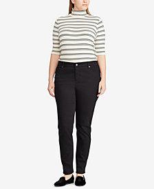 Lauren Ralph Lauren Plus Size Lightweight Turtleneck Sweater