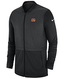 Nike Men's Cincinnati Bengals Elite Hybrid Jacket