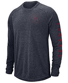 Nike Men's Houston Texans Stadium Long Sleeve T-Shirt