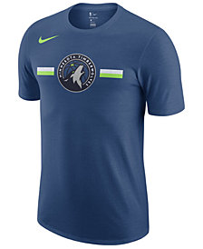 Nike Men's Minnesota Timberwolves Essential Logo T-Shirt