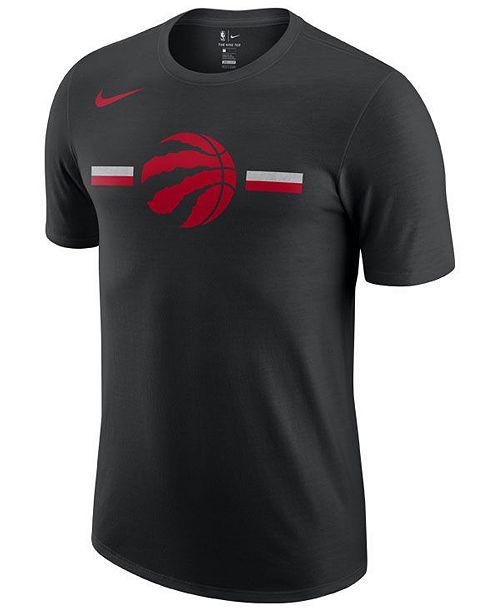 Nike Men s Toronto Raptors Essential Logo T-Shirt - Sports Fan Shop ... 4114dddb4