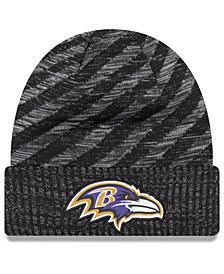New Era Baltimore Ravens Touch Down Knit Hat