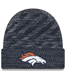 New Era Denver Broncos Touch Down Knit Hat
