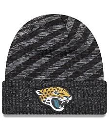 New Era Jacksonville Jaguars Touch Down Knit Hat