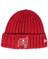info for 93e07 98360 New Era Women s Tampa Bay Buccaneers On Field Knit Hat