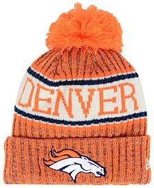 New Era Boys' Denver Broncos Sport Knit Hat