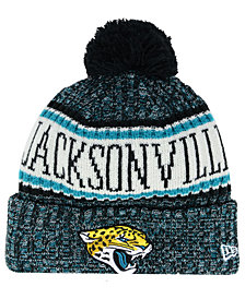 New Era Boys' Jacksonville Jaguars Sport Knit Hat