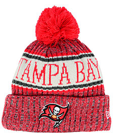 New Era Boys' Tampa Bay Buccaneers Sport Knit Hat