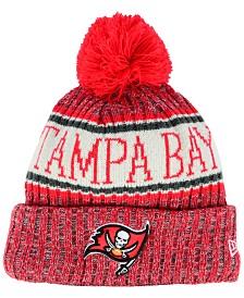 New Era Boys' Tampa Bay Buccaneers Sport Knit Hat
