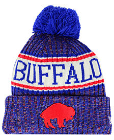 New Era Boys' Buffalo Bills Sport Knit Hat