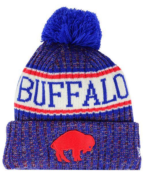 2679562a3fb New Era Boys  Buffalo Bills Sport Knit Hat - Sports Fan Shop By Lids - Men  - Macy s