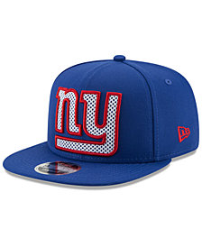 New Era New York Giants Meshed Mix 9FIFTY Snapback Cap
