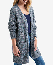 Lucky Brand Open-Front Cardigan