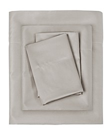 Sleep Philosophy 30 Thread Count Liquid Cotton 2-PC King Pillowcases