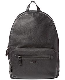Men's Pebbled Backpack