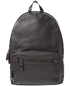 Polo Ralph Lauren Men's Pebbled Backpack
