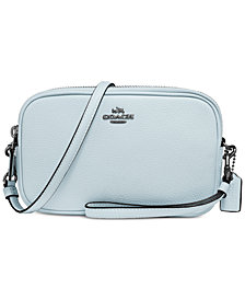 COACH Boxed Crossbody Clutch