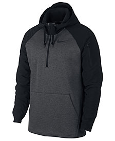 Nike Men's Therma Quarter-Zip Training Hoodie
