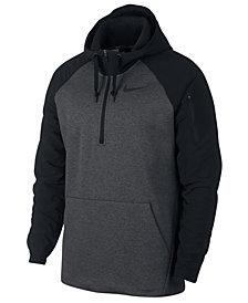Nike Men's Therma Quarter-Zip Training Hoodie