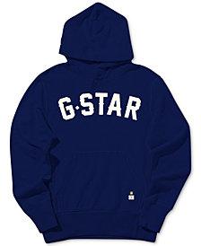 G-Star Raw Men's Graphic Logo Hoodie